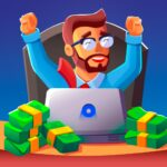 IT Corp Tycoon – Business Management 0.9.6f2 (MOD, Unlimited Money)