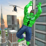 Incredible City Monster Hero Survival 4.1 (MOD, Unlimited Money)