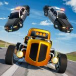 Mini Car Games: Police Chase  (MOD, Unlimited Money) 1.4