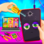 Mobile Phone Repairing Factory: Cell Fix Mechanic 1.1.3 (MOD, Unlimited Money)