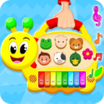 Musical Toy Piano For Kids 1.0.4 (MOD, Unlimited Money)