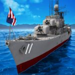 Naval Armada:Navy Game About Warship Craft Games 3.81.1 (MOD, Unlimited Money)