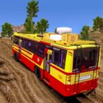 Offroad Coach Simulator : Offroad Bus Games 2021 4 (MOD, Unlimited Money)