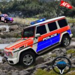 Offroad Police Car Driving Simulator Game 0.1.2 (MOD, Unlimited Money)