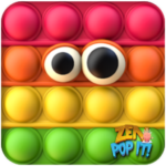Pop It Antistress Relaxing Game 1.1.2 (MOD, Unlimited Money)