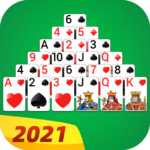 Pyramid Solitaire – Classic Solitaire Card Game 1.0.3 (MOD, Unlimited Money)