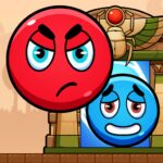Red and Blue Ball 0.0.4 (MOD, Unlimited Money)