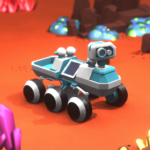 Space Rover: idle mars games tycoon. Rocket planet 1.132 (MOD, Unlimited Money)