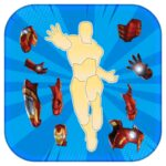Superheroes Puzzles – Wooden Jigsaw Puzzles 1,5,33 (MOD, Unlimited Money)