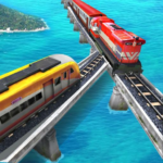 Train Simulator – Free Games  Varies with device (MOD, Unlimited Money)