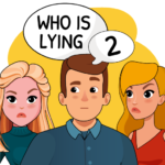Who is? 2 Tricky Chats and Brain Puzzles 1.3 .9(MOD, Unlimited Money)