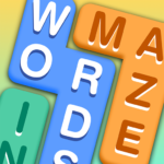 Words in Maze – Connect Words Game 1.0.1 (MOD, Unlimited Money)