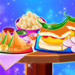 Yummy! Famous Indian Street Food Cooking Game 1.5 (MOD, Unlimited Money)