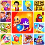 All Games, Puzzle Game, New Games  (MOD, Unlimited Money) 2.6