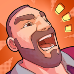 Angry Dad: Arcade Simulator Game  (MOD, Unlimited Money) 1.2.2