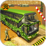 Army Bus Driving Fun – Military Coach Transporter  (MOD, Unlimited Money) 1.2