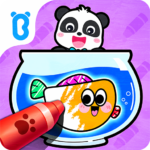 Baby Panda's Coloring Book  (MOD, Unlimited Money) 8.57.00.00