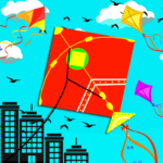 Basant The Kite Fight : kite flying games 2021  1.21.16 (MOD, Unlimited Money)
