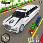 Big City Limo Car Driving Taxi Games  5.7 (MOD, Unlimited Money)