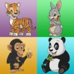 Brain game with animals 1.0.72  (MOD, Unlimited Money)