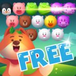 Bubble Shooter: Animal World | 2021 Free game 1.4.22 (MOD, Unlimited Money)