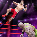 Cage Wrestling Games: Ring Fighting Champions  (MOD, Unlimited Money) 1.1.9