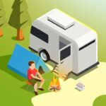 Campground Tycoon  1.5.2 (MOD, Unlimited Money)