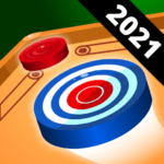 Carrom Disc Pool : Free Carrom Board Game  (MOD, Unlimited Money) 3.5