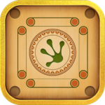 Carrom Gold : Multiplayer Friends Board Games King  (MOD, Unlimited Money) 2.21