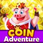 Coin Adventure – Free Coin Pusher Game  (MOD, Unlimited Money)  1.9