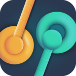 Color Rope – Connect Puzzle Game  1.0.0.14 (MOD, Unlimited Money)
