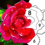 Color by Number: Oil Painting Coloring Book  (MOD, Unlimited Money) 1.901