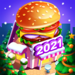 Cooking Marina – fast restaurant cooking games 1.9.47  (MOD, Unlimited Money)
