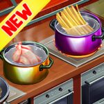 Cooking Team – Chef's Roger Restaurant Games  (MOD, Unlimited Money) 7.0.7