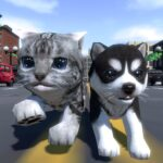 Cute Pocket Cat And Puppy 3D  1.0.8.2 (MOD, Unlimited Money)