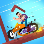 Dismounting Masters  (MOD, Unlimited Money) 1.19
