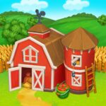 Farm Town: Happy village near small city and town 3.54 (MOD, Unlimited Money)