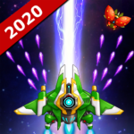 Galaxy Invader: Space Shooting 2020  1.74 (MOD, Unlimited Money)