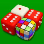Greedy Dice – Dom Merge Puzzle Games  (MOD, Unlimited Money)5.4