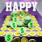 Happy Pusher – Lucky Big Win  2.0.1 (MOD, Unlimited Money)