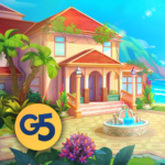 Hawaii Match-3 Mania Home Design & Matching Puzzle  1.17.1702 (MOD, Unlimited Money)