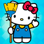 Hello Kitty – Merge Town  v1.0.8205  (MOD, Unlimited Money)