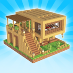 House Craft 3D – Idle Block Building Game  (MOD, Unlimited Money) 1.1.5