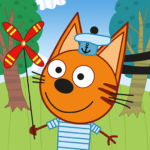 Kid-E-Cats: Mini Games for Toddlers  (MOD, Unlimited Money) 1.0.20