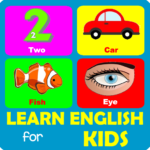 Learn English For Kids 2.1  (MOD, Unlimited Money)