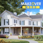 Makeover Word: Home Design & Word Connect Game  (MOD, Unlimited Money) 1.0.13