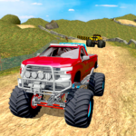 Monster Truck Stunt Driving: Xtreme Racing Games  (MOD, Unlimited Money) 1.8