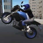 Moto Speed The Motorcycle Game  (MOD, Unlimited Money) 0.93