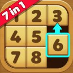 Number Puzzle – Classic Number Games – Num Riddle  (MOD, Unlimited Money) 3.0