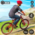 Offroad Bicycle BMX Riding  (MOD, Unlimited Money) 8